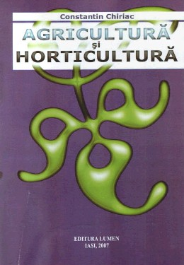 Agricultura si horticultura