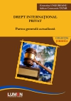 Drept international privat - partea generala actualizata