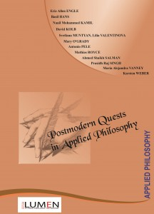Postmodern Quests in Applied Philosophy