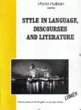 Style in Language Discourses and Literature