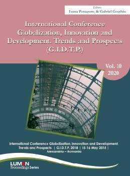 Oferta de International conference Globalization, innovation and development. trends and prospects [G.I.D.T.P.] - Ioana PANAGORET, Gabriel GORGHIU [editori] Editura Științifică Lumen Conference Proceedings Libraria Virtuala LUMEN
